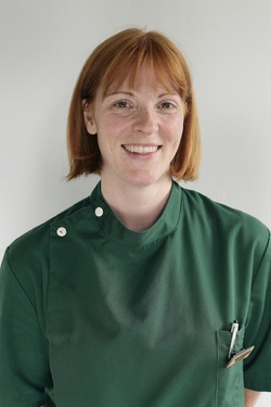 Jenny Divitt-Smith, veterinary surgeon