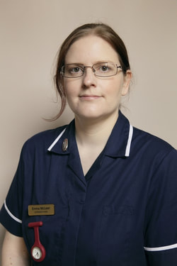 Emma McLean, Veterinary Nurse